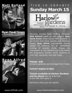 harlow flier
